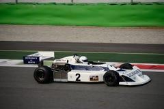 Formel 2 Märzes 1977 772 Lizenzfreies Stockfoto