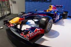 Formel Renault Royaltyfria Bilder