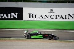 0 2 formel renault 0 billopp på Monza Royaltyfria Bilder