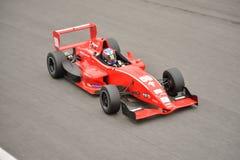 0 2 formel renault 0 bilprov på Monza Arkivfoton