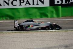 0 2 formel renault 0 nordliga europeiska kopp 2015 på Monza Royaltyfria Bilder