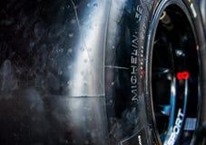 3 5 formel renault 5 V8 Royaltyfri Fotografi