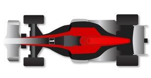 Formel-Rennwagen stock abbildung