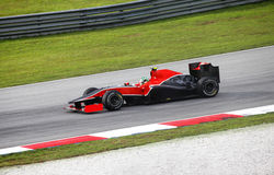 1 formel Sepang 2010 april Royaltyfri Foto