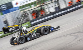 Formel-Student Endurance Race Lizenzfreies Stockfoto