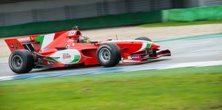 Formel A1 Team Italy Lizenzfreie Stockfotos