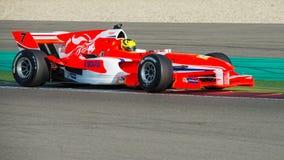 Formel A1 Team Netherlands Lizenzfreie Stockfotos