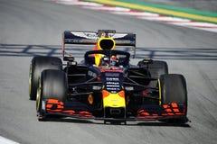 Formel 1-Wintertests 2019 lizenzfreies stockfoto