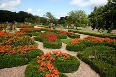Formele tuinen Royalty-vrije Stock Afbeeldingen