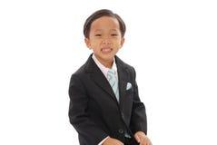 formellt barn royaltyfria foton