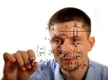 Formeln Stockfotos