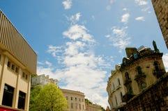 Formen der Architektur lizenzfreie stockfotos