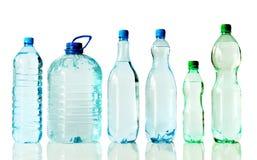 Formen des Wassers Lizenzfreie Stockfotos
