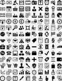 Formen finanziell Lizenzfreie Stockbilder