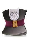 Formen Sie oben Ihr Gewicht. Lizenzfreie Stockfotografie