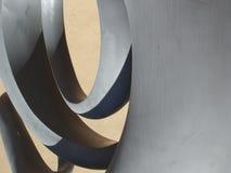 Formen in Skulptur II Stockbild