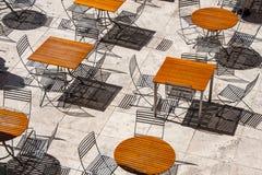 Formen und Schatten lizenzfreie stockbilder