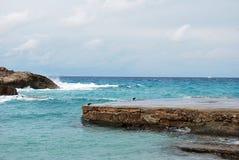 Formentera贞女海滩 免版税库存照片