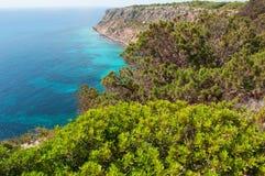 Formentera, Îles Baléares, Espagne, l'Europe photographie stock libre de droits