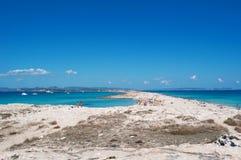 Formentera, Îles Baléares, Espagne, l'Europe photographie stock