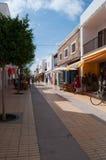 Formentera, Îles Baléares, Espagne, l'Europe image libre de droits