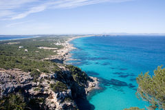 Formentera Photographie stock