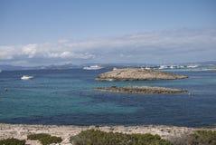 Formentera Στοκ εικόνες με δικαίωμα ελεύθερης χρήσης