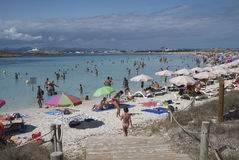 Formentera Στοκ Φωτογραφία
