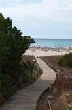 Formentera Balearic Island, Spanien, Europa Arkivbilder