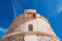 Formentera Balearic Island, Spanien, Europa Arkivbild