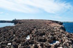 Formentera Balearic Island, Spanien, Europa Royaltyfria Foton