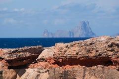 Formentera, Balearic wyspy, Hiszpania, Europa Obrazy Stock