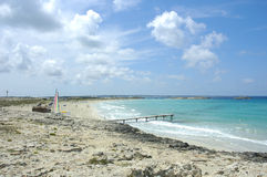 Formentera Beach Royalty Free Stock Images