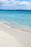 Formentera beach Royalty Free Stock Image