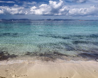 formentera beach Royalty Free Stock Photo