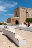 Formentera church Royalty Free Stock Photos