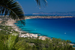 Formentera Coast and Beaches stock photos