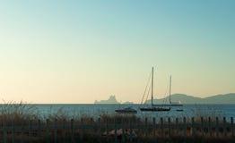 Formentera, die Balearischen Inseln, Spanien, Europa Stockbild