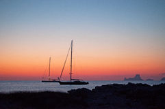 Formentera, die Balearischen Inseln, Spanien, Europa Lizenzfreies Stockbild