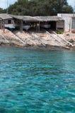 Formentera, die Balearischen Inseln, Spanien, Europa Lizenzfreies Stockfoto