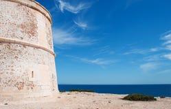 Formentera, die Balearischen Inseln, Spanien, Europa Lizenzfreie Stockfotos