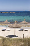 Formentera, Es Pujol Royalty Free Stock Images