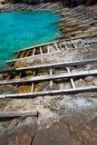 Formentera Escalo de San Agustin beach Royalty Free Stock Photos