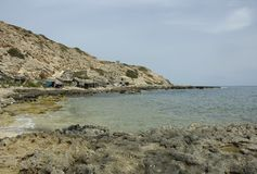 Formentera-Insel Stockbilder
