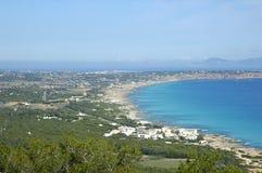 Formentera-Insel Stockfotos