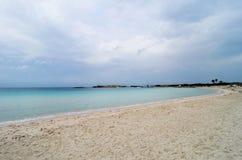 Formentera island, Spain Stock Image