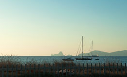 Formentera, Isole Baleari, Spagna, Europa Immagine Stock