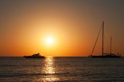 Formentera, Isole Baleari, Spagna, Europa Immagini Stock Libere da Diritti