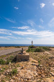 Formentera La Mola lighthouse Royalty Free Stock Photo