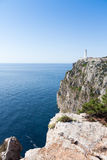 Formentera lighthouse Royalty Free Stock Image